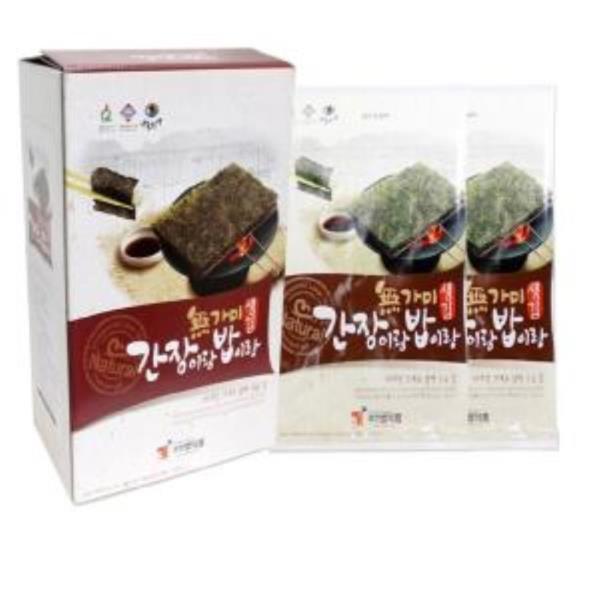 무가미 간장이랑 밥이랑(생김) 1BOX (12gX10봉지)
