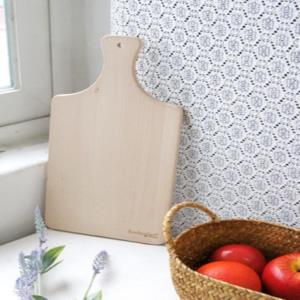 독일 클라베 손잡이 도마 주방 실리콘 디자인