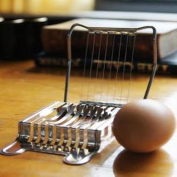 클레어 스텐 에그 커터기 계란 필러 계란칼 에