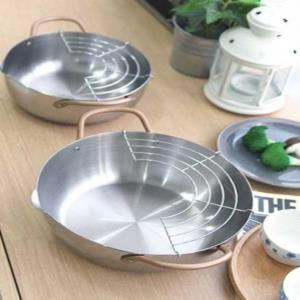히로유키 스텐 튀김냄비 찜냄비 찜솥 주방 냄비