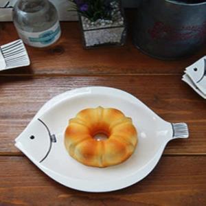피쉬볼 대 플레이팅 주방 식기 접시