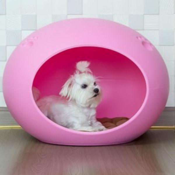 오블 하우스 - 핑크