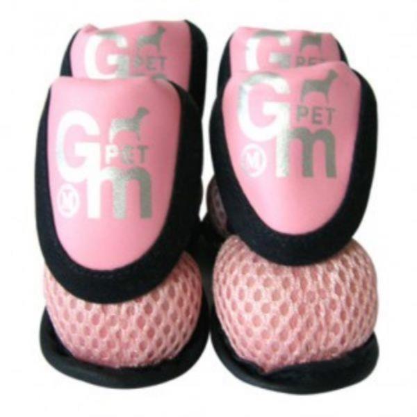 (지엠펫) 에어매쉬 신발 - 핑크