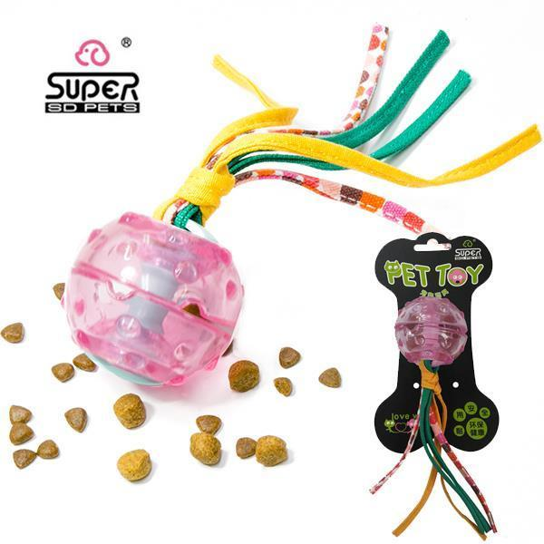 슈퍼펫 소프트츄잉 스낵볼(핑크)
