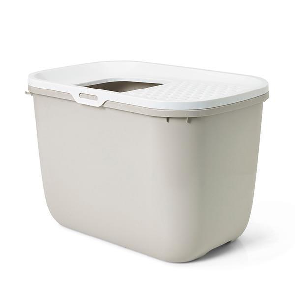 사빅 홉인 탑엔트리 화장실-베이지