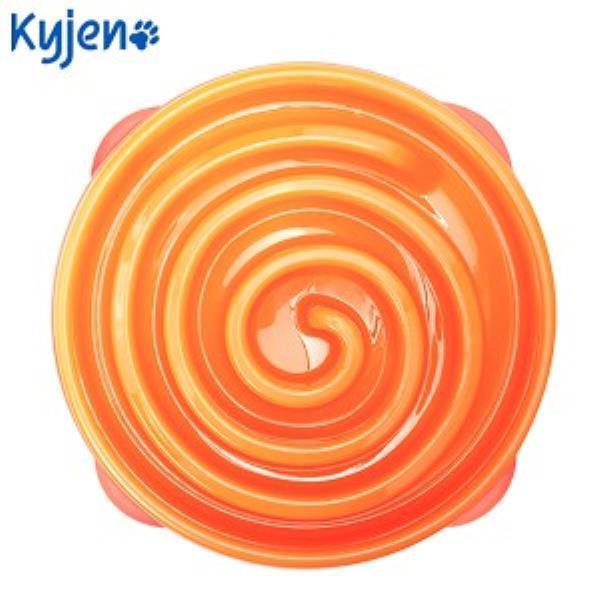 카이젠 슬로우 식기 - 오렌지