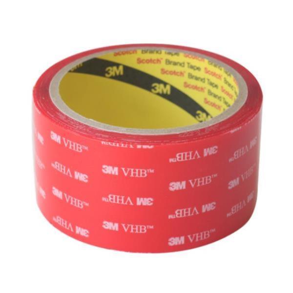 3m 4905 VHB 블랙박스 투명 폼양면테이프 50mm X 3M