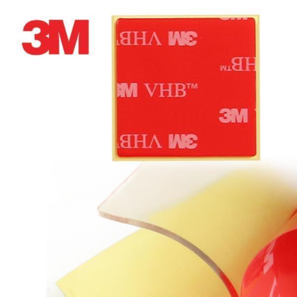 3M VHB 35mm 투명 블랙박스 하이패스 테이프