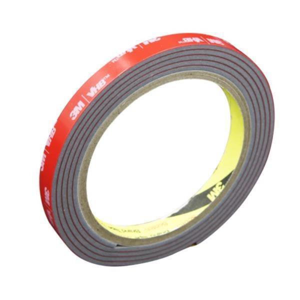 3M 4991 VHB 회색 초강력 폼양면테이프 10mm X 1.5M