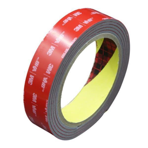 3M 4991 VHB 회색 초강력 폼양면테이프 25mm X 1.5M