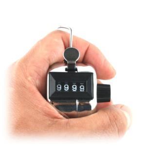 핸드카운터기 천단위숫자표기