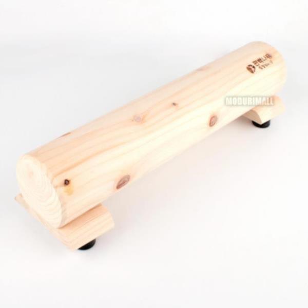 힐링라이프 편백나무발목펌프 받침일체형