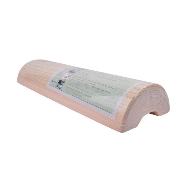 국산 편백나무 경침 40×12폭 중형