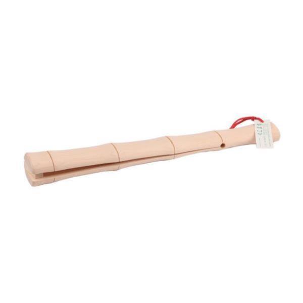 순수편백나무 죽비안마기 42cm 1p