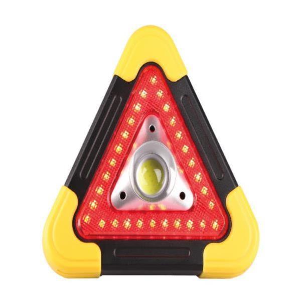 세이프 LED 안전삼각대 차량 경고 비상등 램프 라이트