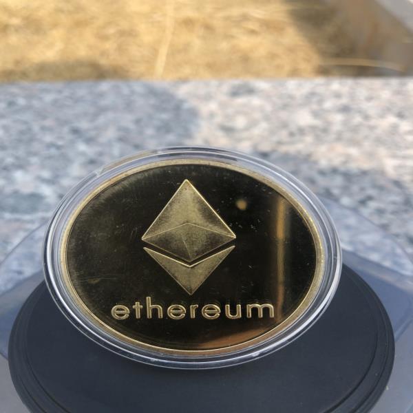 이더리움 데코 기념 장식 주화 가상암호화폐 Ethereum