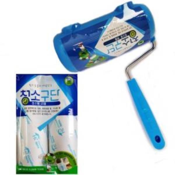 청소구단테이프크리너세트+리필2P