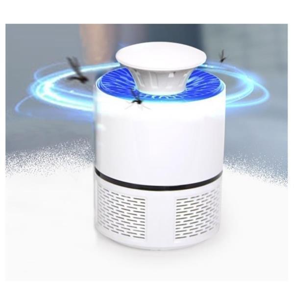 UV_LED 광촉매 모기포충기 MCB-3 화이트