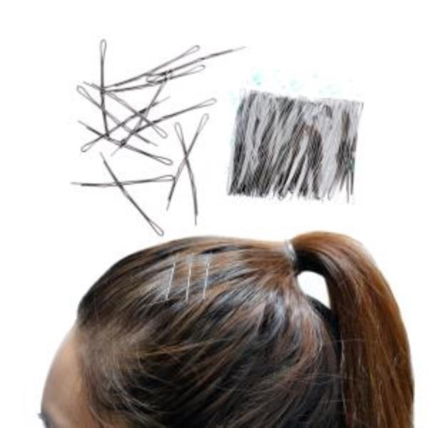 헤어머리 실핀 70개세트