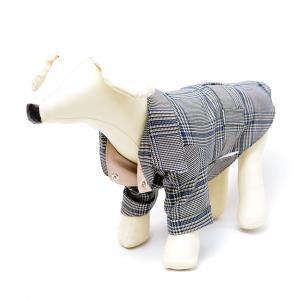애견 트렌치 코트 강아지 외출복 봄옷 반려견옷