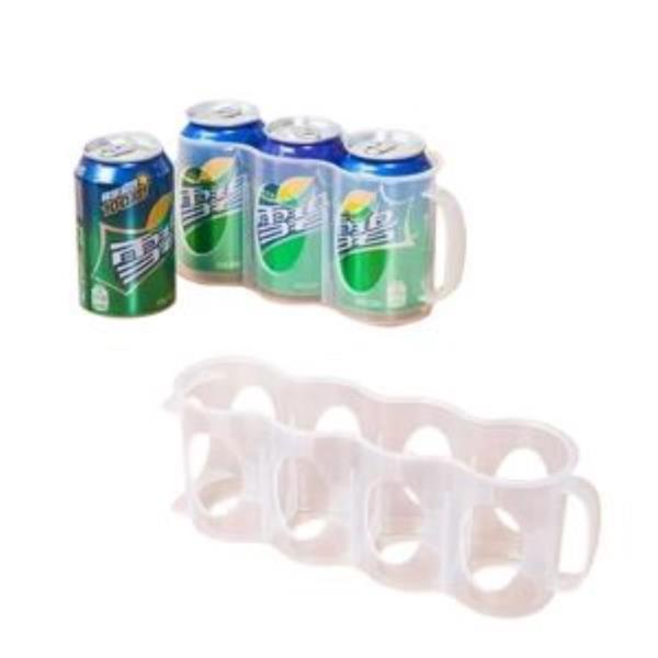 테이블수납정리함 음료수 정리용 트레이 캔정리함