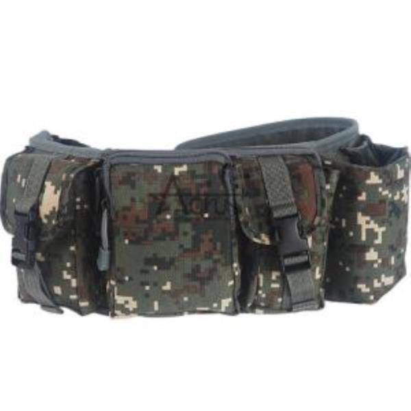 야외활동 국내생산 군인가방 벨트쌕 육군
