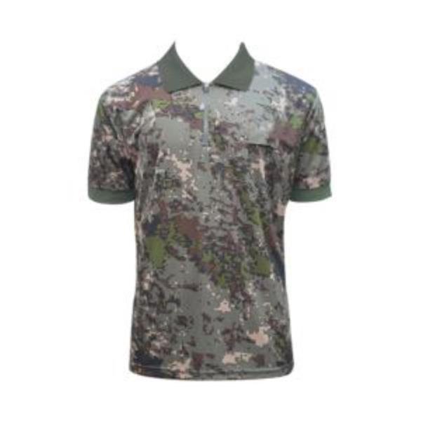육군 국방 카라티셔츠 군용 남자반팔