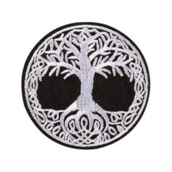 찍찍이 밀리터리 패치 와펜 생명의나무 야광패치