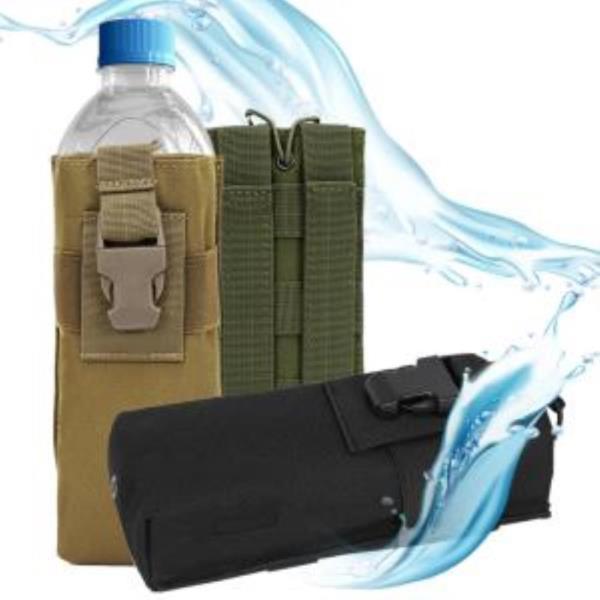 밀리터리 전술 물병무전기파우치 3종
