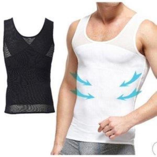 남자 보정나시 보정속옷 여유증 해결 똥배 보정런닝