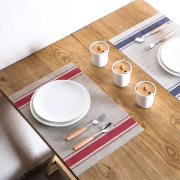 모던 식탁매트 테이블러너 2P