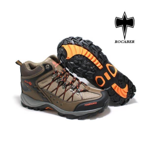 로카버 RC9901브라운 등산화 트레킹화 남성등산화