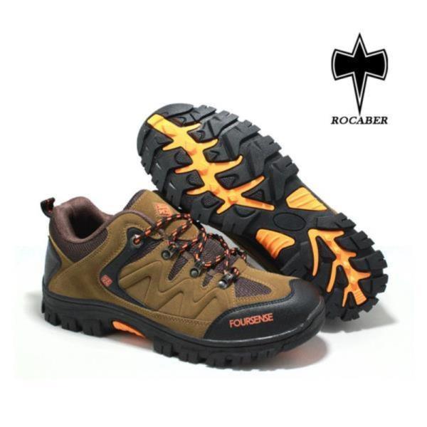 로카버 RC9902브라운 등산화 트레킹화 남성등산화