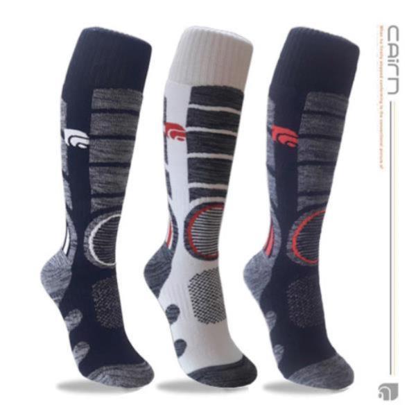 [CAIRN]]  스포츠  스키 스노우보드 방한 양말 SM1269
