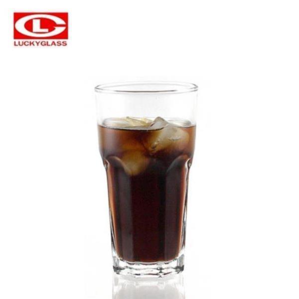 럭키글라스 카사블랑카 맥주컵 6P