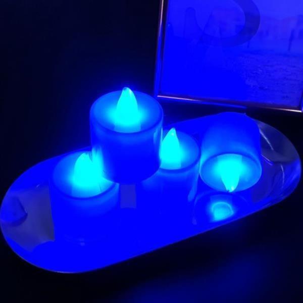 LED 캔들 24P