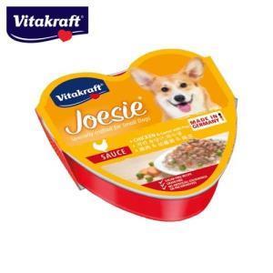 강아지 습식 조에시 하트 캔 치킨 당근 완두콩 85g