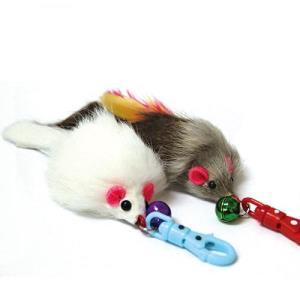 펫모닝 고양이 낚시대 만들기 교체 리필 용품 방울쥐