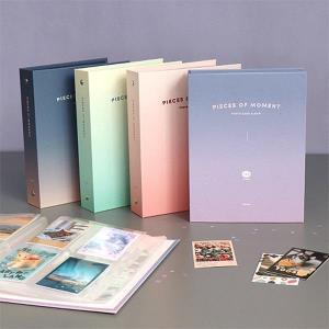 포토카드 포카 앨범 160장수납 티켓 폴라로이드 명함첩