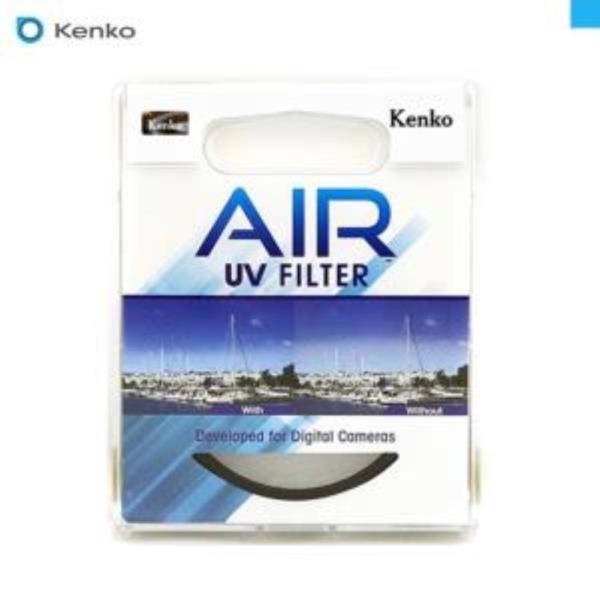 켄코 AIR UV 55mm D500 AF-P 18-55mm 렌즈 필터