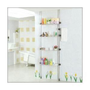 욕실 정리 선반 600 4단 화장실 정리 수납 대 다용도 다목적