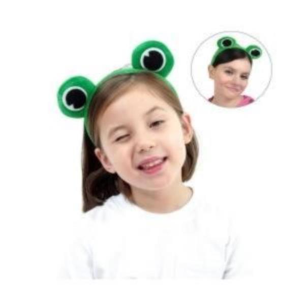 개구리 머리띠 파티 할로윈 데이 크리스마스 클럽 행사 용품 소품 의상