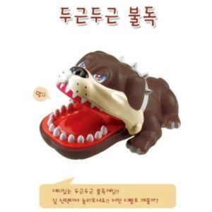 반디 두근두근 불독 어린이 아동 애기 아기 장난감 완구 용품