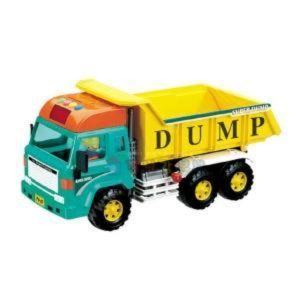 말하는 덤프트럭 트럭 유아 어린이 아동 장난감 자동차
