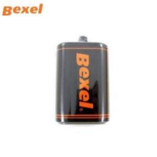 Bexel 벡셀 망간 4R25 4개 후레쉬 건전지 6V 배터리