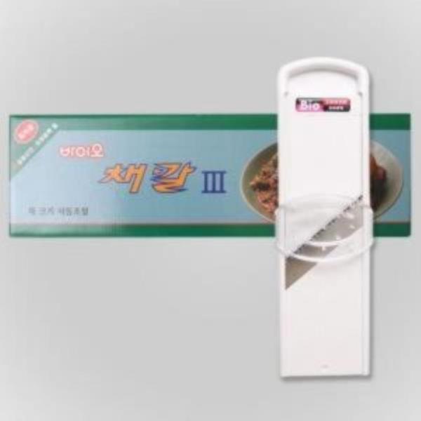 바이오 채칼 III 1개 만능 오이 감자 무 양배추
