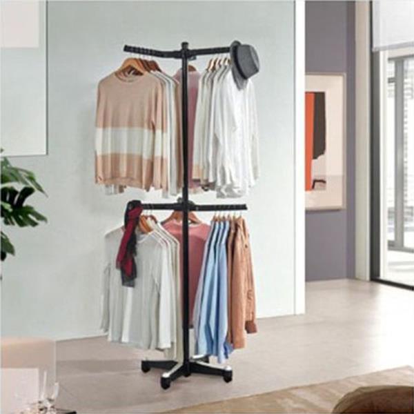 트리플 M 행거 이동식행거 1P 옷걸이행거 철제행거