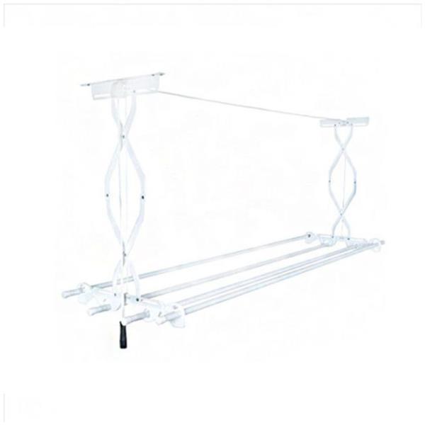 표준형 천정건조대 4단 1P 천정형빨래건조대 빨래건조
