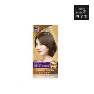 미쟝센 샤이닝 에센스 새치커버 염모제 7N 흰머리용