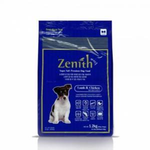 애견 반습식사료 1.2kg 1p 강아지 애견 사료 전연령